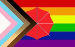 sex worker pride flag